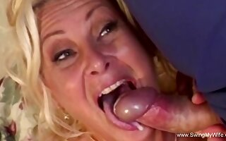 Unconditional Swingers Party Guests Pleasing Surrounding An Open Pussy