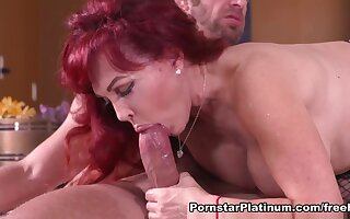 Sexy Vanessa in all directions Fucked By a Monster Cock