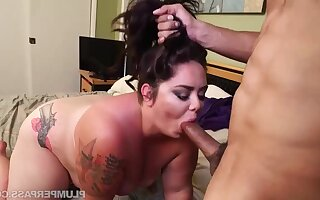 Big Pamper Rub Down - BBW Vanessa london