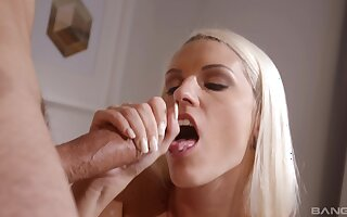 Anal for the classy MILF after a marvelous blowjob