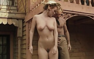 Everywhere West Love (1991) Restored - 3Some Sex