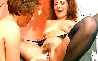 Fisting Lesbians, German Style