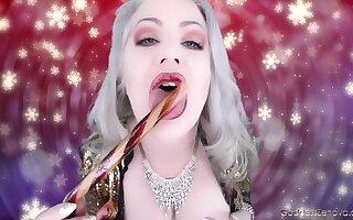 G zenova - Mindless sweets cane joi - knick-knack deepthroat