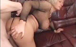Big tits Hungarian mature