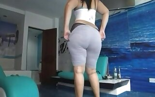 Thick Mexican milf gets rammed