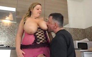 Exotic porn scene German great