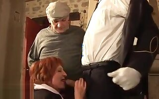 French mature nun anal