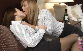 Nicole Moore & Emily Parker in Lesbian Seductions #18, Scene #02