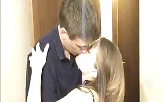 Husband films english wife with younger man