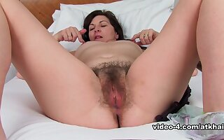 Amazing pornstar in Best Masturbation, Hairy xxx movie