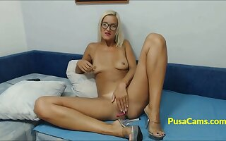Hot solo of peaches girl outlander California on cams live, she is nerdy tall girl with reconcile body