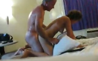This sex hungry bitch has got totally an appetite and she loves MMF 3somes