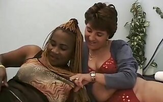 Barring bush-league video of an older wife having a FFM threesome