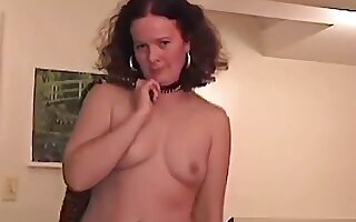 Milf Does Striptease And Great Blowjob Shut out