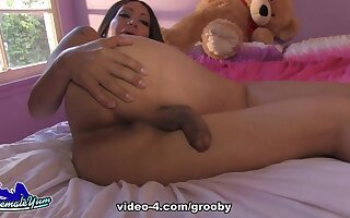 Samantha Jacks Wanting - GroobyGirls