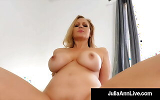 Law Sexual congress Nearby Mommy Julia Ann Riding Her Law Sons Hard Cock
