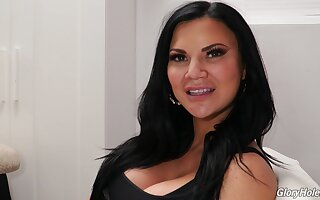 Jasmine Jae's porn utilize be required of Carpet-bag Fart Network and lose one's train of thought MILF is so sexy