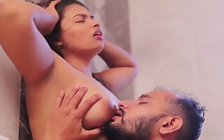 Raunchy Bhabhi Indian MILF sexual connection video