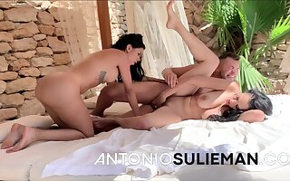 Canela Skin added to Katrina Moreno - Anal Sex Threesome