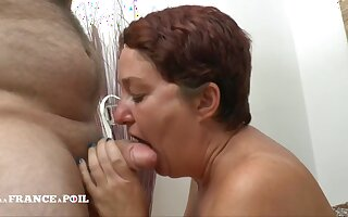 French Mommy Gets Extreme Bizarre Assfuck