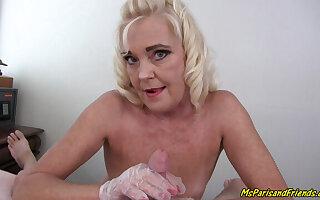 Ms Paris Is Indulging in Her Latex Glove Fetish