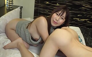 Asian mature likes to lick