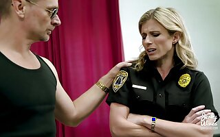 cops' problems yon Alissa Avni and Cory Chase