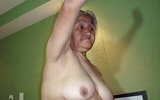 HelloGrannY Latin Matures about Photo Compilation